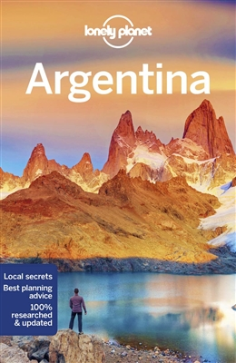 Argentina Travel Guide Book by Lonely Planet. It is apparent why Argentina has long held travelers in awe, tango, beef, gauchos, futbol, Patagonia, the Andes. The classics alone make a formidable wanderlust cocktail. Lonely Planet will get you to the hear