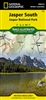 Jasper South, Jasper National Park Map Trails Illustrated. National Geographics Trails Illustrated map of Jasper South is a two-sided, waterproof map designed to meet the needs of outdoor enthusiasts with unmatched durability and detail. This map was crea