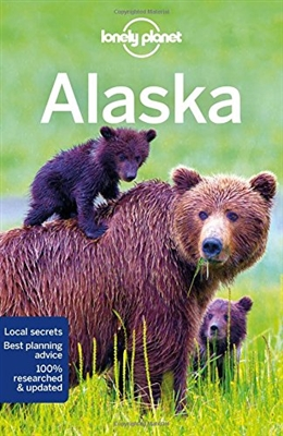 Alaska lonely Planet book. Big, breathtakingly beautiful and wildly bountiful; there are few places in the world, and none in the USA, with the unspoiled wilderness, mountainous grandeur and immense wildlife that is Alaska. This full-colour Lonely Planet