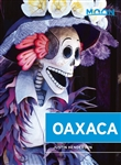 Oaxaca Mexico travel guide book. This full color guide includes vibrant photos and helpful maps. Traveler and author Justin Henderson covers the best of Oaxaca, from bargaining at the Mercado Juarez to exploring the Castillo de Moctezuma Aztec pyramid. He