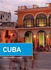 Cuba travel guide book. Author Christopher P. Baker provides his first hand experiences and unique perspective in Moon's Cuba handbook. He provides information to insure the must see sights aren't missed and all of the best activities are completed. In th
