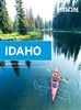 Idaho USA travel guide book. Seasoned food, wine, and travel writer James P. Kelly offers his unique perspective on this remarkable travel destination, from free Wednesday night concerts at The Grove in Boise to the bizarre rock outcroppings of the Magic