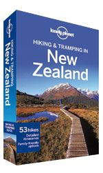 New Zealand Hiking Tramping Lonely Planet Guide