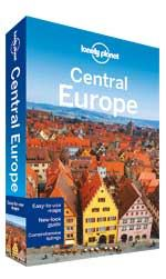 Central Europe Lonely Planet Travel Guide