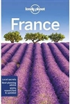 France Travel Guide Book by Lonely Planet. With over 130 maps, this guide book covers Paris, Lille, Flanders, the Somme, Normandy, Brittany, Champagne, Alsace, Lorraine, the Loire Valley, Burgundy, Lyon, the French Alps, Basque Country, the Pyrenees, Lang