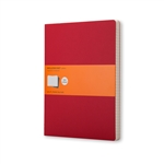 Cahier Journal Red Extra Large