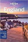 England Lonely Planet Guide Book