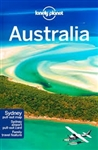 Australia Lonely Planet Travel Guide. Coverage includes Queensland, the Great Barrier Reef, Sydney, New South Wales, Melbourne, Victoria, Canberra, Central Australia, Darwin, the Northern Territory, Perth, Western Australia and more. Over 155 maps.
