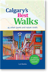 Calgary's Best Walks - Urban & Nature Strolls book. Best selling author and intrepid urban walker, Lori Beattie is back with a brand new guidebook that leads you on 35 new Calgary walking routes. Surprises await! The routes included in this book introduce