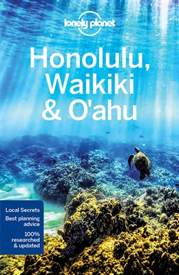 Honolulu Waikiki & Oahu Travel Guide. Coverage Includes Honolulu, Waikiki, Pearl Harbor, Kapolei Area, Diamond Head, Kahala, Hanauma Bay, Pali Highway, Waimanalo, Kailua, Turtle Bay, Waimea, Sunset Beach and more. Over 30 color maps. Catch the sunset at W