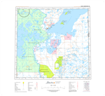 AB074L - FORT CHIPEWYAN- Topographic Map. The Alberta 1:250,000 scale paper topographic map series is part of the Alberta Environment & Parks Map Series. They are also referred to as topo or topographical maps is very useful for providing an overview of a