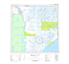 AB074M - FITZGERALD - Topographic Map. The Alberta 1:250,000 scale paper topographic map series is part of the Alberta Environment & Parks Map Series. They are also referred to as topo or topographical maps is very useful for providing an overview of a