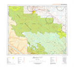 AB083E - MOUNT ROBSON - Topographic Map. The Alberta 1:250,000 scale paper topographic map series is part of the Alberta Environment & Parks Map Series. They are also referred to as topo or topographical maps is very useful for providing an overvi