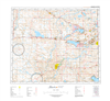 AB083G - WABAMUN LAKE - Topographic Map. The Alberta 1:250,000 scale paper topographic map series is part of the Alberta Environment & Parks Map Series. They are also referred to as topo or topographical maps is very useful for providing an overvi