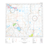 AB083P - PELICAN - Topographic Map. The Alberta 1:250,000 scale paper topographic map series is part of the Alberta Environment & Parks Map Series. They are also referred to as topo or topographical maps is very useful for providing an overview of an area