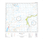 AB084A - ALGAR LAKE - Topographic Map. The Alberta 1:250,000 scale paper topographic map series is part of the Alberta Environment & Parks Map Series. They are also referred to as topo or topographical maps is very useful for providing an overview of an a