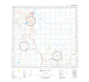 AB084G - WADLIN LAKE - Topographic Map. The Alberta 1:250,000 scale paper topographic map series is part of the Alberta Environment & Parks Map Series. They are also referred to as topo or topographical maps is very useful for providing an overview of an