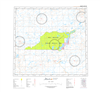 AB084H - NAMUR LAKE - Topographic Map. The Alberta 1:250,000 scale paper topographic map series is part of the Alberta Environment & Parks Map Series. They are also referred to as topo or topographical maps is very useful for providing an overview of an