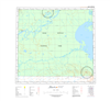AB084I - LAKE CLAIRE - Topographic Map. The Alberta 1:250,000 scale paper topographic map series is part of the Alberta Environment & Parks Map Series. They are also referred to as topo or topographical maps is very useful for providing an overview of an