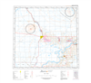 AB084K - MOUNT WATT - Topographic Map. The Alberta 1:250,000 scale paper topographic map series is part of the Alberta Environment & Parks Map Series. They are also referred to as topo or topographical maps is very useful for providing an overview of an a