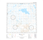 AB084M - BISTCHO LAKE - Topographic Map. The Alberta 1:250,000 scale paper topographic map series is part of the Alberta Environment & Parks Map Series. They are also referred to as topo or topographical maps is very useful for providing an overview of an