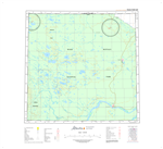 AB084P - PEACE POINT - Topographic Map. The Alberta 1:250,000 scale paper topographic map series is part of the Alberta Environment & Parks Map Series. They are also referred to as topo or topographical maps is very useful for providing an overview of an