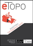 ETOPO Manitoba Digital Topographic Base Maps. Includes every 1:50,000 and 1:250,000 scale Canadian topographic map for Manitoba. If you are planning on hiking, camping, fishing, cycling or just plain travelling through this area we highly recommend this p