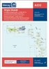 IMRA233 - Virgin Islands Nautical Chart. A double-sided chart combining charts A231 St Thomas to Virgin Gorda and A232 Tortola to Anegada. Imray charts set the standard for the leisure sector with award-winning cartography which features a distinctive col