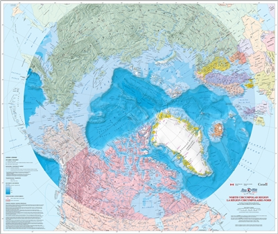 North Circumpolar Region Natural Resources Canada