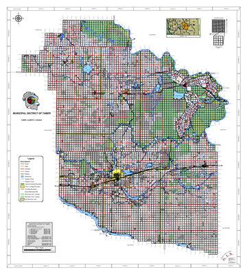 Taber Municipal District 14