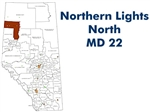 Northern Lights Municipal District 22 North