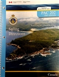 Central and Northern Vancouver Island Sailing Directions - PAC 202. This guide covers Discovery Passage to Queen Charlotte Islands and the West Coast of Vancouver Island. Complementing CHS charts and other publications, provides comprehensive information