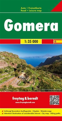 ak0503 Gomera Canary Islands