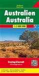 Australia Detailed Travel & Road Map. Includes inset maps of Brisbane, Sydney and Melbourne. Freytag & Berndt road maps are available for many countries and regions worldwide. In addition to the clear design, and shaded relief these road maps have a lot o