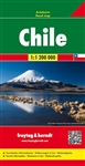 Chile Travel & Road Map. Freytag & Berndt road maps are available for many countries and regions worldwide. In addition to the clear design, and shaded relief these road maps have a lot of additional information such as roads, sights, camping sites and v