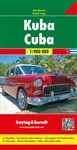 Cuba Travel & Road Map. City plans of Camaguey, Cienfuegos, Havana, Miami, Playa del Este, Santiago de Cuba and Varadero, tourist information and location index with zip codes. Freytag & Berndt road maps are available worldwide for many countries and regi