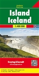 Iceland detailed travel & road map. Freytag & Berndt road maps are available for many countries and regions worldwide. In addition to the clear design, and shaded relief these road maps have a lot of additional information such as; roads, sights, camping