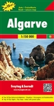 Algarve Portugal Travel & Road Map. Freytag & Berndt road maps are available for many countries and regions worldwide. In addition to the clear design, and shaded relief these road maps have a lot of additional information such as; roads, sights, camping