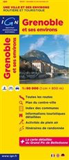 Grenoble Belledonne IGN