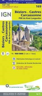 169 Beziers Castres IGN France