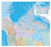 Northern Canada Natural Resources Canada Wall Map