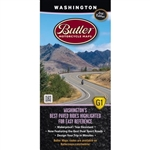 Washington G1 Motorcycle Map. Planning a Washington road trip? Looking for thick rain forests, desolate dirt back roads, obscure Paved Mountain Trails and stunning coastline? If you look hard enough, Washington has it all. Our new 1st Edition Washington m