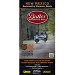 New Mexico Backcountry Motorcycle map. We are excited about this route as it presents riders with a true back country experience with little interaction with the public, and showcases the beauty of New Mexicos diverse and distinctive landscapes.
