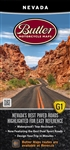 Nevada G1 Motorcycle Map. If there's one state that conjures up images of desolation, remoteness and stark beauty, it would assuredly be Nevada. Surprisingly, there are a whopping 10 G1's scattered across the state, so in sticking with the art of true