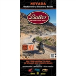 Nevada Backcountry Motorcycle map. Throw your preconceptions of Nevada out the window. It is so much more than what you have seen from I 15 or the Vegas Strip. Ride the NVBDR 908 miles across the state and you wlll understand why Nevada is an adventure