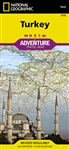 Turkey National Geographic Adventure Map