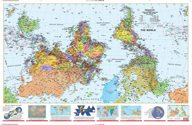 Whats up south world map odt alternative views gumiabroncs Images