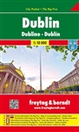Dublin City Pocket map.The City Pocket maps are handy pocket sized maps. They show each city and the surrounding area. On the back there is a street index as well as a legend showing shopping, culinary, culture, nightlife and sights. The legend is in 10 d