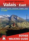Valais East Rother Walking Guide