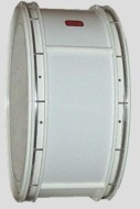 Andante Bass Drum 24x12
